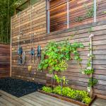 yard climb wall